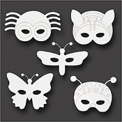 Maskers insecten 16st