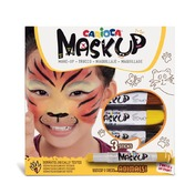 Schmink - mask-up - dieren - ass/3kl