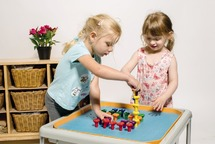 Fun2 play - speelbord - geo peg
