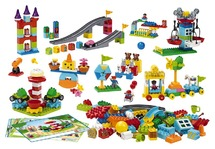 Lego - duplo - steam park