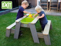 Water en zand - picknicktafel