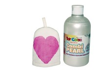 Verf - textiel - toy color - combitex - 500 ml