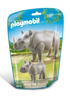 Playmobil-dierenset B