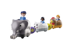 Playmobil 123 - dierentrein
