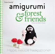 Boek - amigurumi amigurumi and forest friends