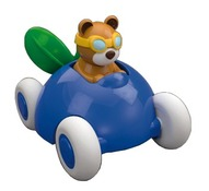 Auto - cute racer - bear