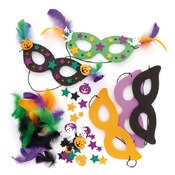 Halloween - mix en match - maskers - megabril - ass/8