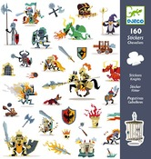 Stickers - ridders 160st